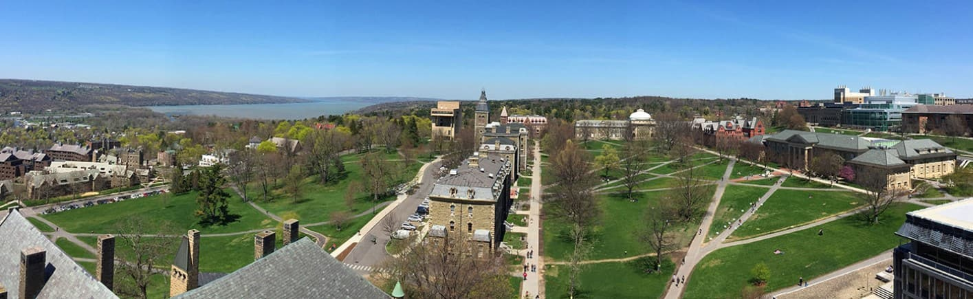 Arts Quad Panorama